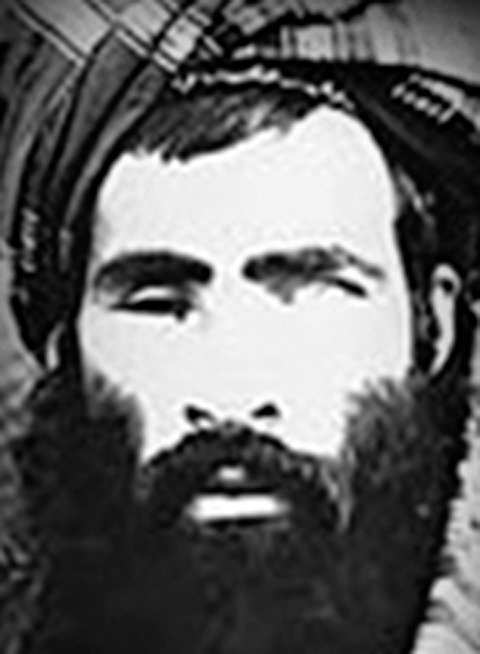 Van wijlen moellah Omar zijn nauwelijks foto's. Het Amerikaanse Nationale Centrum voor  Contraterrorisme gebruikte jarenlang dit beeld van de Talibanleider die in 2013 overleed aan tbc.  Omar, die zijn linkeroog verloor bij een raketbeschieting, is altijd uit handen gebleven van inlichtingendiensten.