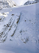 De Nederlanders werden overvallen door een lawine op de Rettenbachferner in Sölden, Tirol.