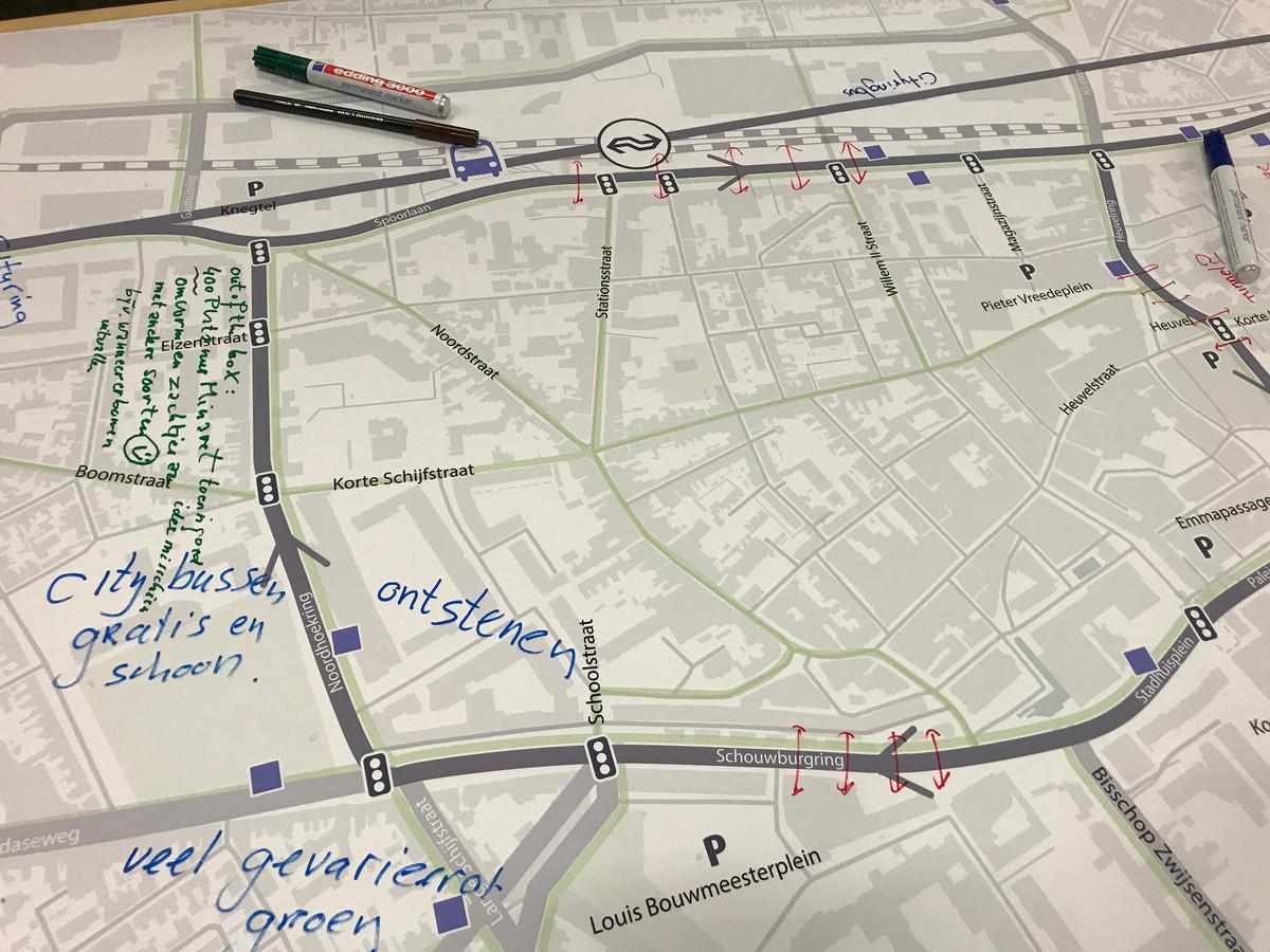 Een focusgroep van de gemeente denkt samen met onder andere omwonenden na over maatregelen voor de cityring, zoals het invoeren van een maximum snelheid van 30 kilometer per uur.