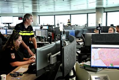 Meldkamer Veiligheidsregio Rotterdam kampt met it-problemen