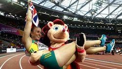 Sally Pearson pakt goud op 100 meter horden, Farah grijpt naast dubbel