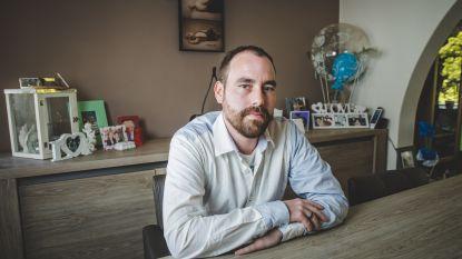 "Trucker Tim (31) lag vorige maand twee weken in coma na legionellabesmetting: ""Na inspanning moet ik nog altijd twee uur bekomen"""