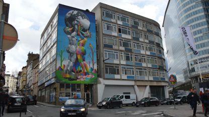 Sint-Joost wil flatgebouw naast Noordstation laten beschermen