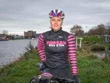 Mountainbiken is rode draad in het leven van Zoë Mulder