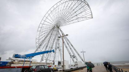 'Roue de Marseille' raakt tijdig klaar voor opening morgen