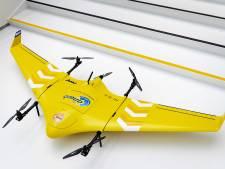 ANWB test medische drone tussen Zwolle en Meppel
