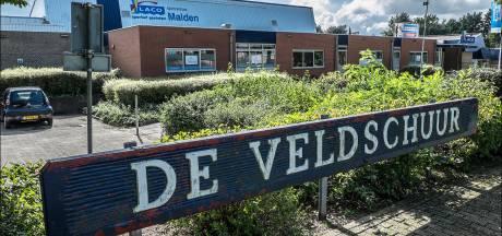 Judozaal De Veldschuur in Malden uit voorzorg afgesloten vanwege risico asbestvervuiling