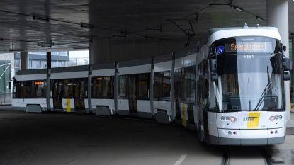 In Gent ben je sneller af met auto of fiets dan met openbaar vervoer