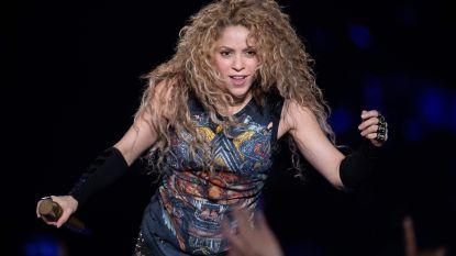 Shakira gespot op Nederlandse geitenboerderij