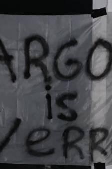 Spandoeken bij voetbalclub: 'Argon is verrot'