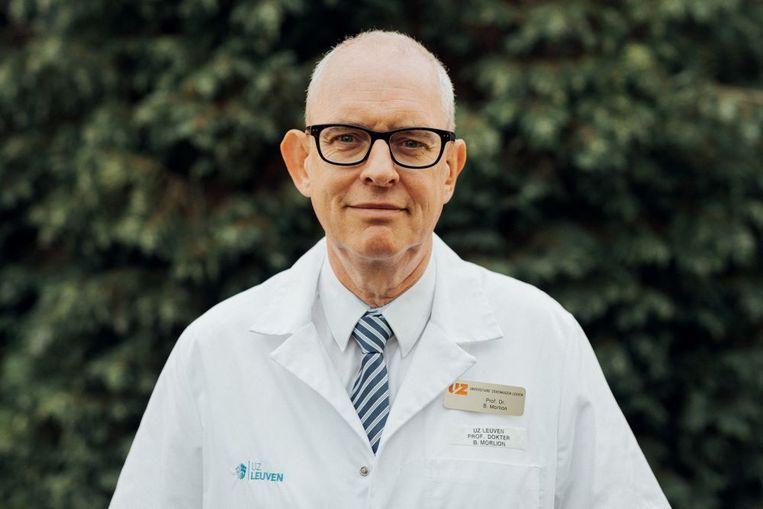 """Prof. Bart Morlion: """"Het kan iedereen overkomen. Ik kan morgen een ongeval krijgen waar ik chronische pijn aan overhoud"""""""