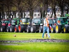 Boze boeren laten in Den Haag opnieuw hun sporen achter: 'Mensen voelden zich geïntimideerd'
