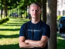 Van den Bos ruilt profbestaan in voor plek in kelderklasse: 'GA Eagles heeft me gevormd als mens'