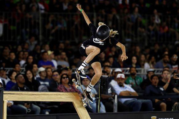 15 Jarige Skatekeet Wint Europese Titel Trouw