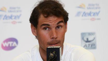 Nadal maakt comeback in Davis Cup - Belgische DC-selectie zonder sterkhouders