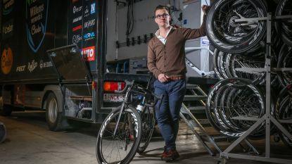 """Teammanager Nick Nuyens over de moeilijke crosswinter van Van Aert: """"Ik panikeer niet, Wout komt terug"""""""