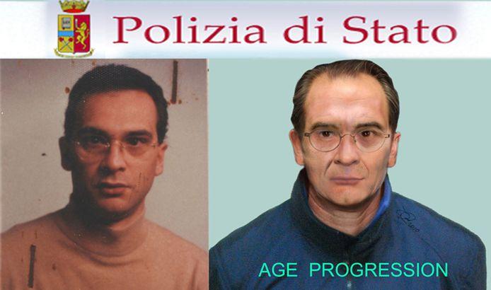 Matteo Messina Denaro, ondergedoken in 1993, is intussen 58 jaar.
