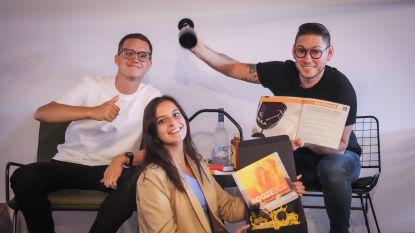 """Jonge ondernemers lanceren Boozebox: """"We zullen deze zomer toch vooral thuis met vrienden afspreken"""""""