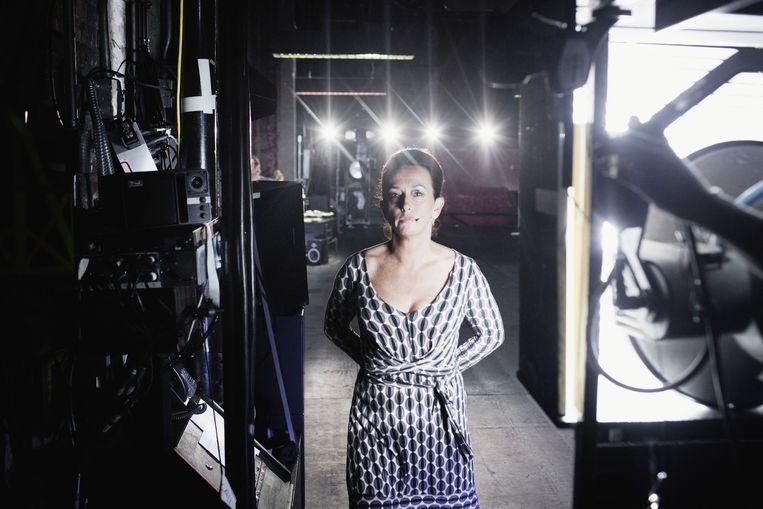 Actrice Marieke Heebink Beeld Daniel Rosenthal