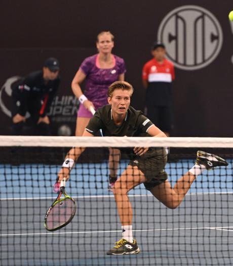 Dubbelspecialiste Schuurs weer naar WTA Finals