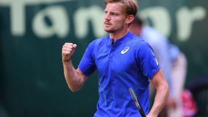 """Onze tennisexpert Filip Dewulf over de wederopstanding van Goffin: """"Weer verliefd op eigen tennis"""""""