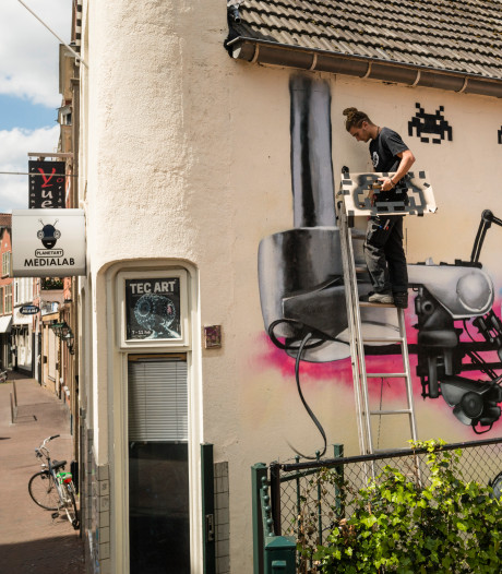 Enschedees medialab Planetart 2.0 zit nog even in de wachtkamer