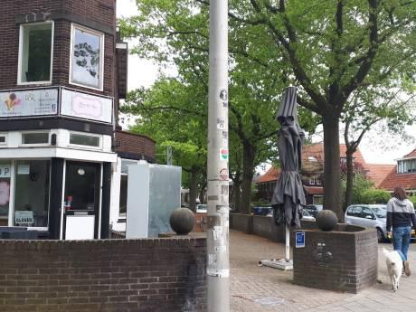Voormalig café Goffertzicht in Nijmegen staat te koop