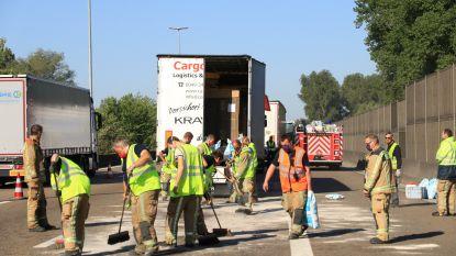 Derde ochtend op rij zware ongevallen in buurt van wegenwerken op E17