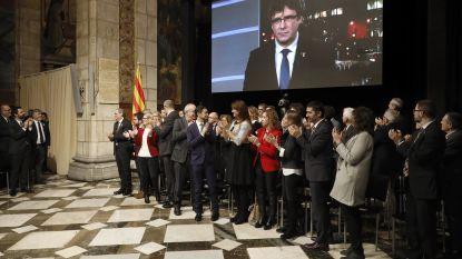 Puigdemont richt parallelle Catalaanse regering op in België