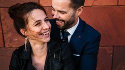 """Marjolein van 'Blind getrouwd': """"Ik ben van mijn roze wolk gevallen"""""""