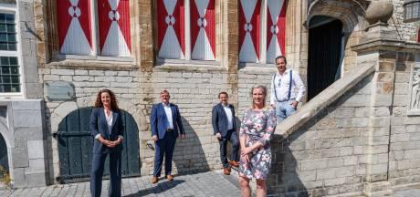 'Foutje': 10.000 euro te veel salaris voor wethouders armlastig Bergen op Zoom