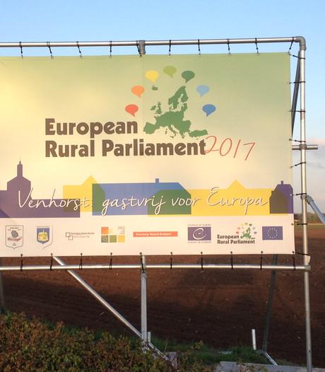 Venhorst zoekt nog slaapplaatsen voor Europees Plattelands Parlement