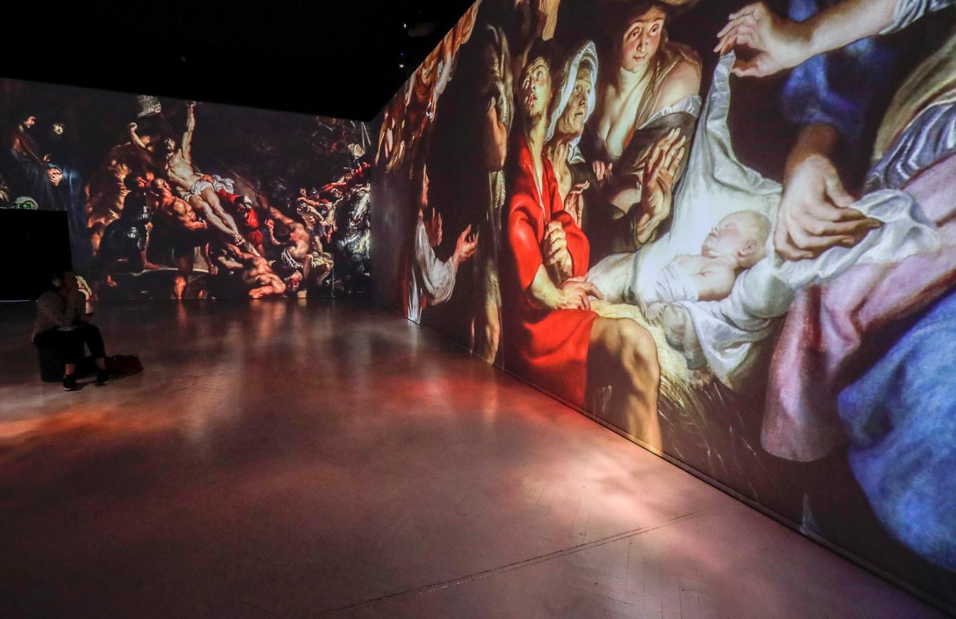 """Meet the Masters"" offre un voyage à 360° dans les œuvres de Jan Van Eyck, Pieter Bruegel et Peter Paul Rubens"