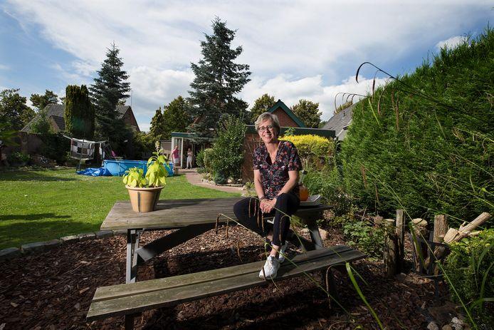 Yvonne Polman-Godschalk: ,,Ik wil nooit meer weg van onze droomplek aan het Noordeinde.''