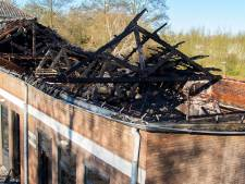 Ravage bij jeugdinstelling De La Salle in Boxtel na grote brand