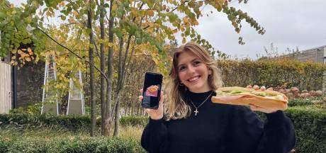 À 19 ans, elle invente une application pour que les élèves puissent commander leurs sandwichs à distance