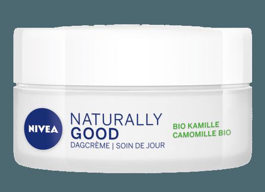Soin de jour apaisant. Pour les peaux sensibles à la camomille Bio et sans parfum. 9,49 euros - 50 ml.