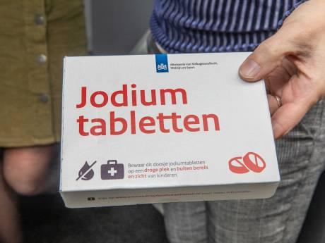 Onderzoek toont aan: Zeeuwen hebben meer voorlichting over jodiumpillen nodig