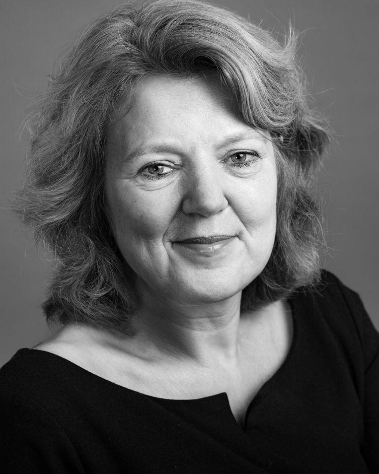 Christa Compas (1962), directeur van het Humanistisch Verbond. Beeld Johannes Abeling