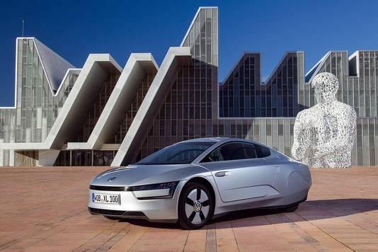 Vw Komt Met Zuinigste Productieauto Ooit 1 Op 100 Auto Ad Nl