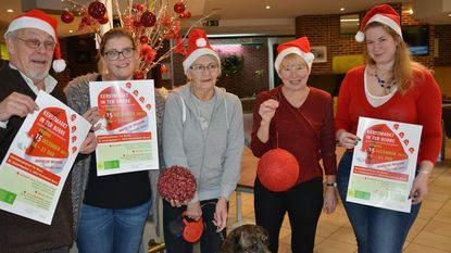 Kerstmarkt Ter Borre toe aan vijfde editie