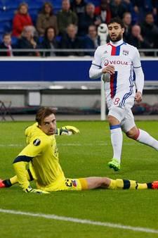 Teruglezen: AZ krijgt oorwassing van B-ploeg Lyon