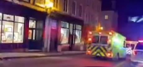 Man in middeleeuwse kledij met sabel slaat toe in Quebec: twee doden, vijf gewonden