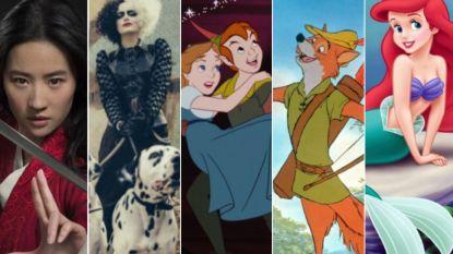 Disney blijft klassiekers nieuw leven inblazen: deze prenten mogen we verwachten na de quarantaine