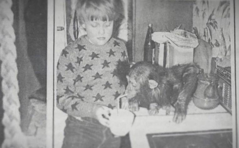 Judy woonde als huisdier de eerste jaren van haar leven in bij een gezin uit Schilde.