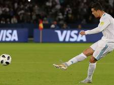 Vrije trap van Ronaldo bezorgt Real de wereldtitel