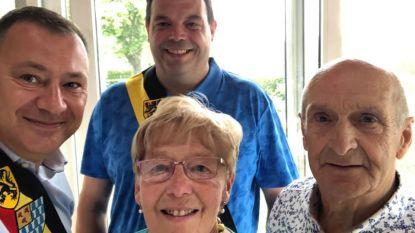 Gouden huwelijk voor familie Genoe uit Bunsbeek