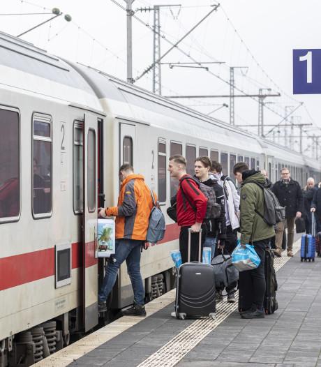 Provincie Overijssel beïnvloedde 'onafhankelijk' onderzoek naar tijdwinst trein Amsterdam-Berlijn