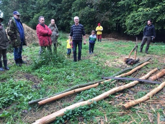 De werkgroep A Rocha Altena gaat in samenwerking met stichting De Rotonde het natuurgebied beheren.