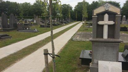 Nieuwe tarieven voor begraafplaats Langemark